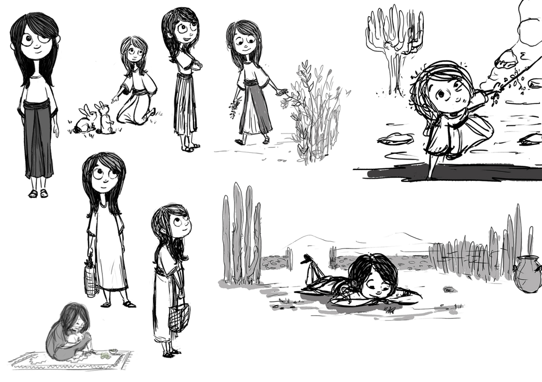 characterpage
